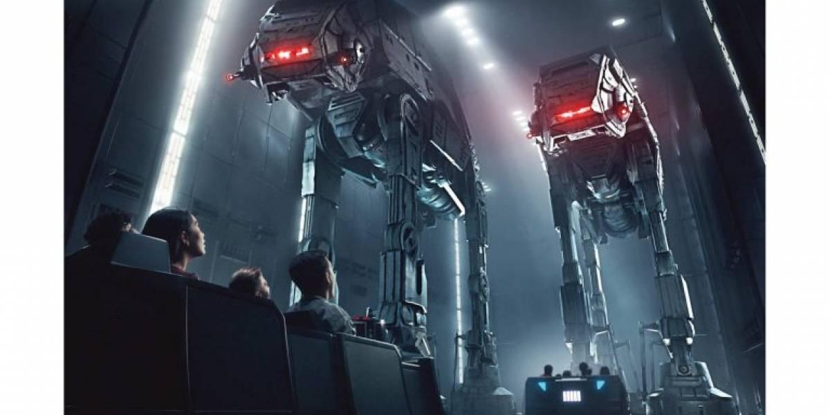 Disney anunció con un póster la fecha de apertura de Star Wars: Rise of the Resistance