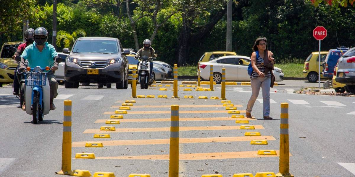Accidentes por tachones son demandables, dice el Concejo de Cali