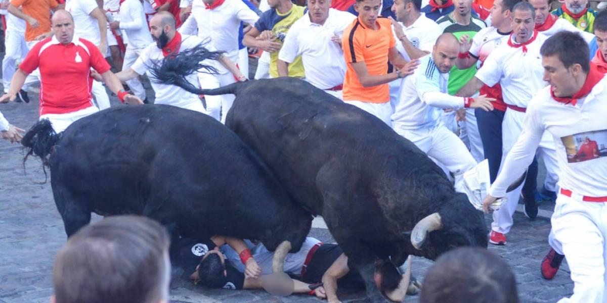 Corrida de touros na Espanha deixa 67 feridos, mas participantes reclamam: 'seguro demais'
