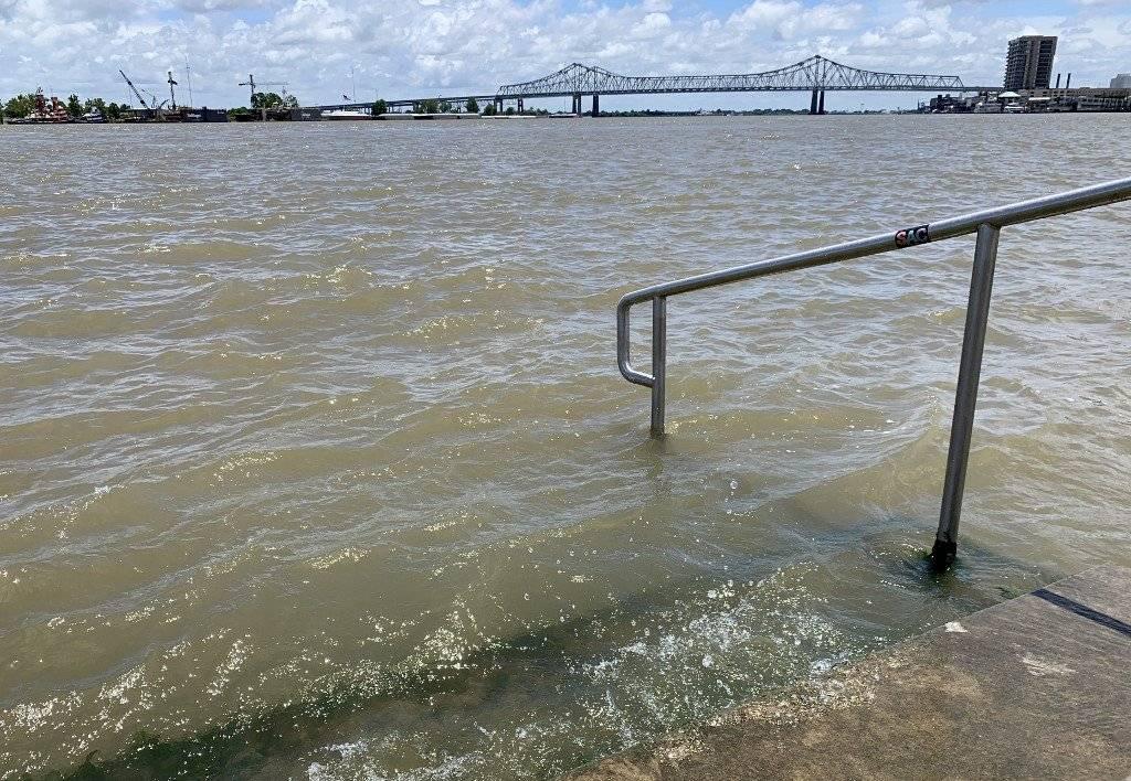 Inundaciones en Nueva Orleans