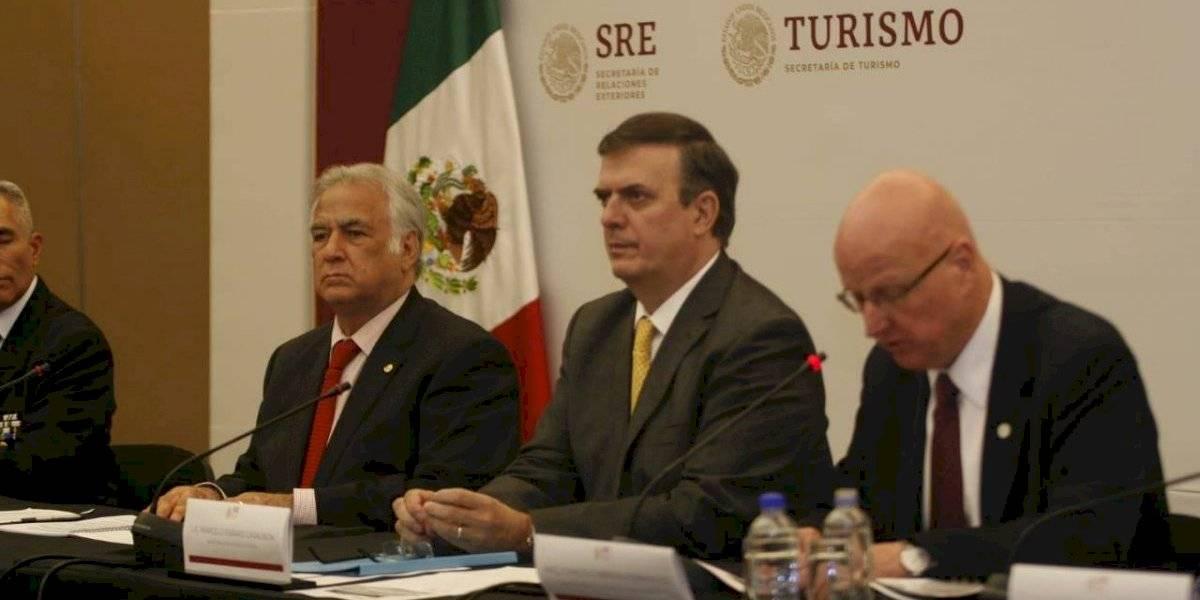 Aspira Ebrard afianzar prestigio de México 'sin series de narcos'