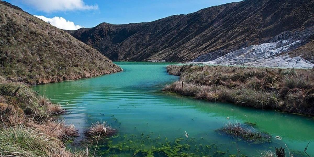 Conoce la laguna de agua verde esmeralda que existe en Colombia y de la que pocos saben