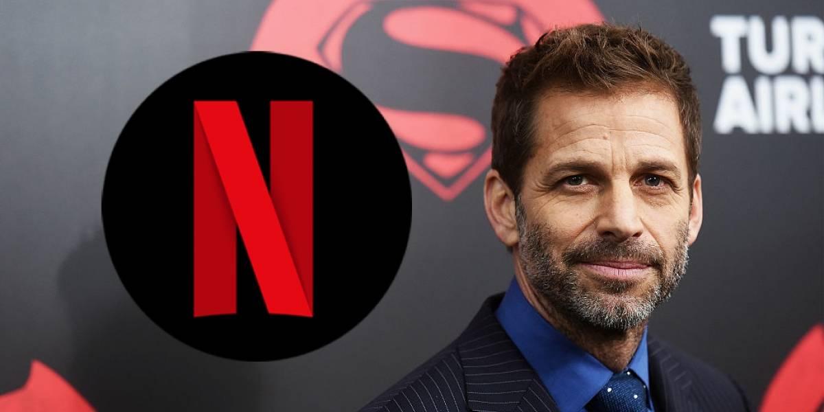 Extraña mezcla: Zack Snyder realizará una serie anime sobre mitología nórdica para Netflix