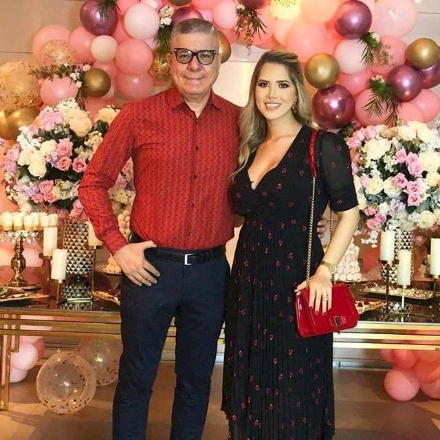 Vito Muñoz y su esposa Rosibel Zambrano