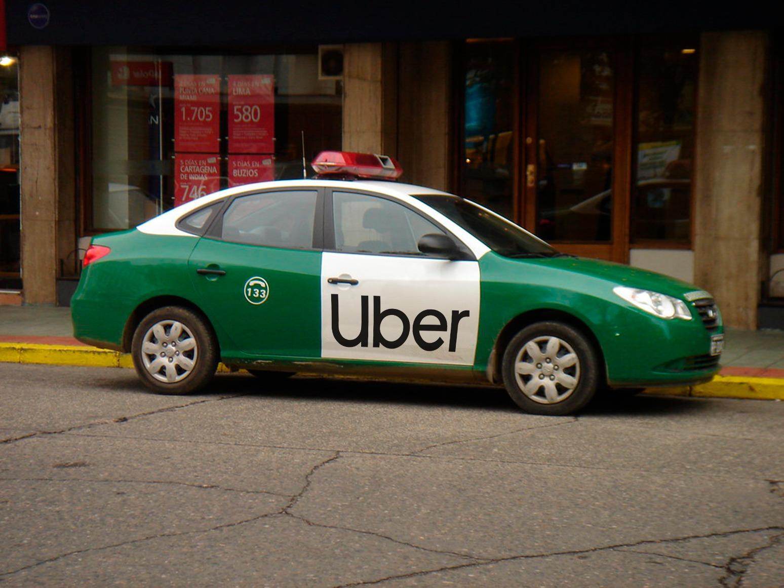 Insólito: mujer murió baleada por asaltar a un carabinero que trabajaba en Uber