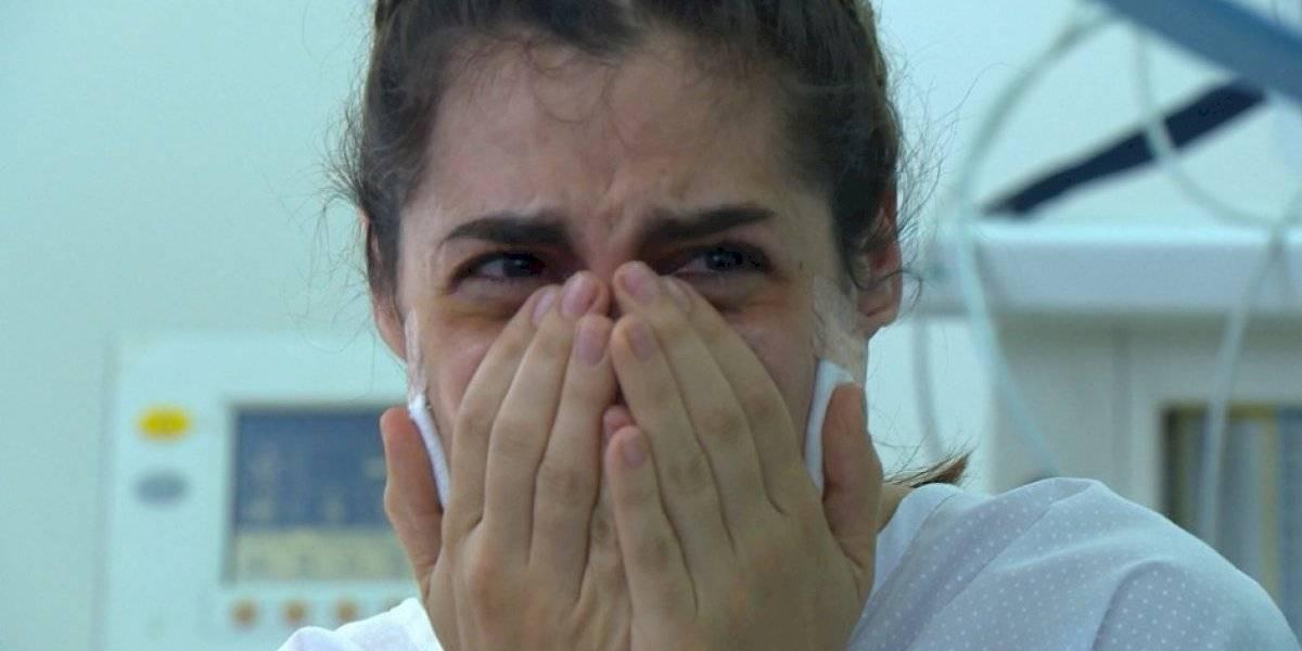 """""""Verdades Ocultas"""": Agustina colapsó al ver su antiguo rostro y las redes sociales estallaron"""