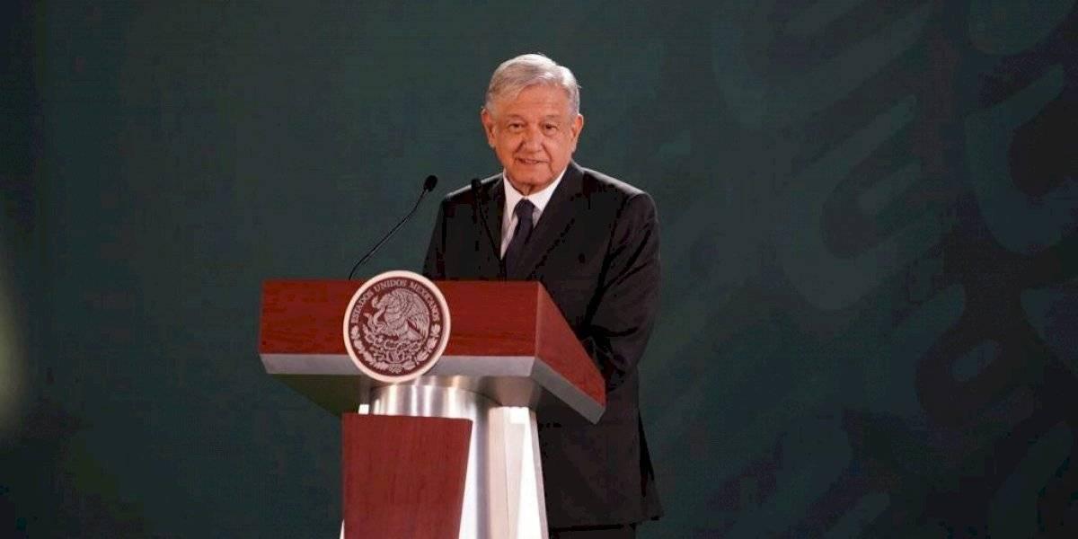 Niega López Obrador que haya amenaza de recesión en México