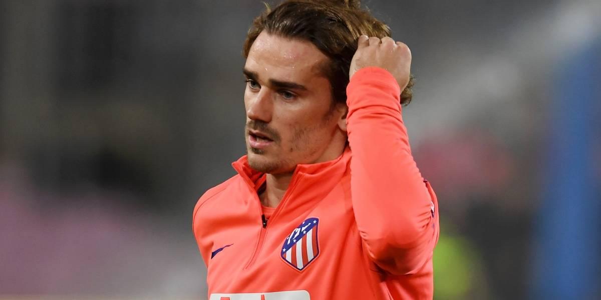 Atleti informa al Barcelona que el pago por Griezmann es insuficiente