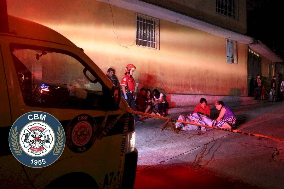 pilotos de mototaxi atacados en zona 21