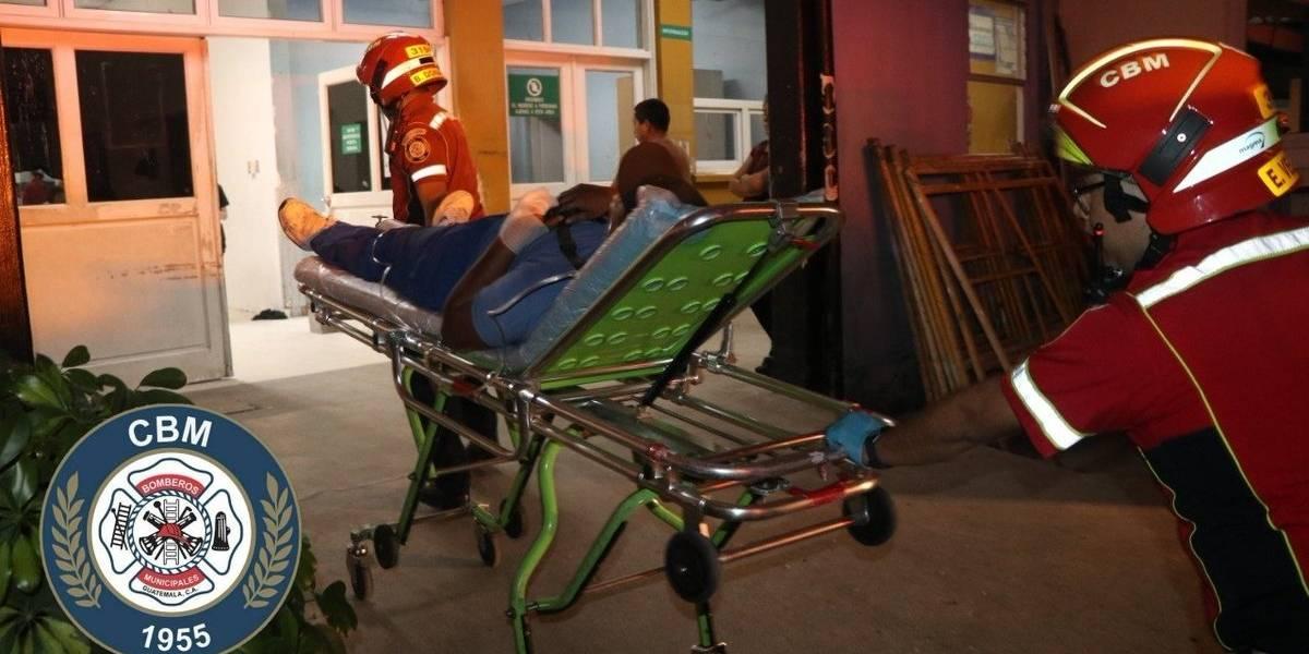 Pilotos de mototaxi son atacados a balazos en zona 21