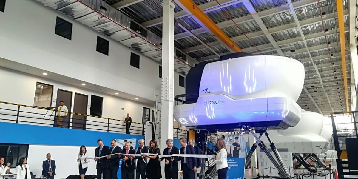 CAE y Avianca inauguran un nuevo centro de entrenamiento de vuelo