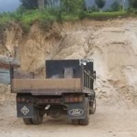 allanamiento contra robo de carros en Quetzaltenango