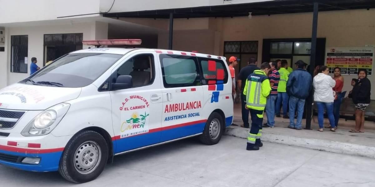 Defensor Público fue herido con dos impactos de bala en Manabí