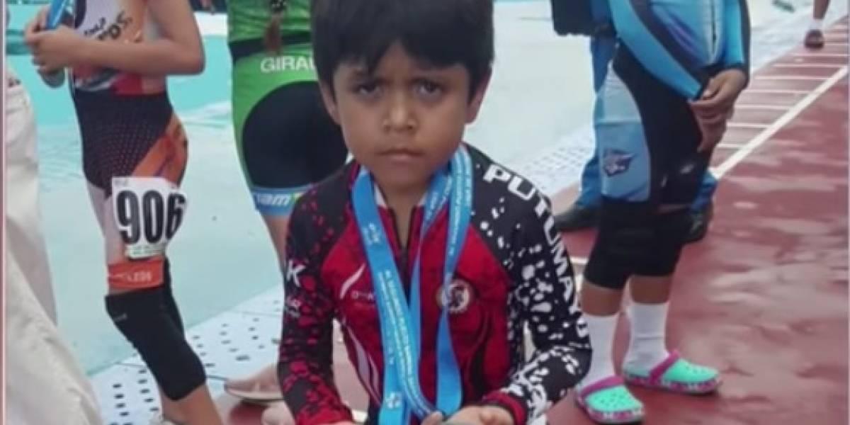 Ofrecen recompensa por información de niño de ocho años que fue secuestrado