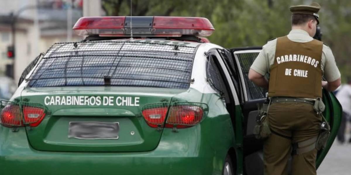 Insólito: mujer murió baleada por asaltar a un carabinero que trabajaba en servicio de conducción tipo Uber