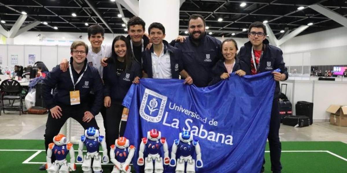 Universidad colombiana se convirtió en subcampeona de la fase Challenge Shield del mundial de fútbol de robots