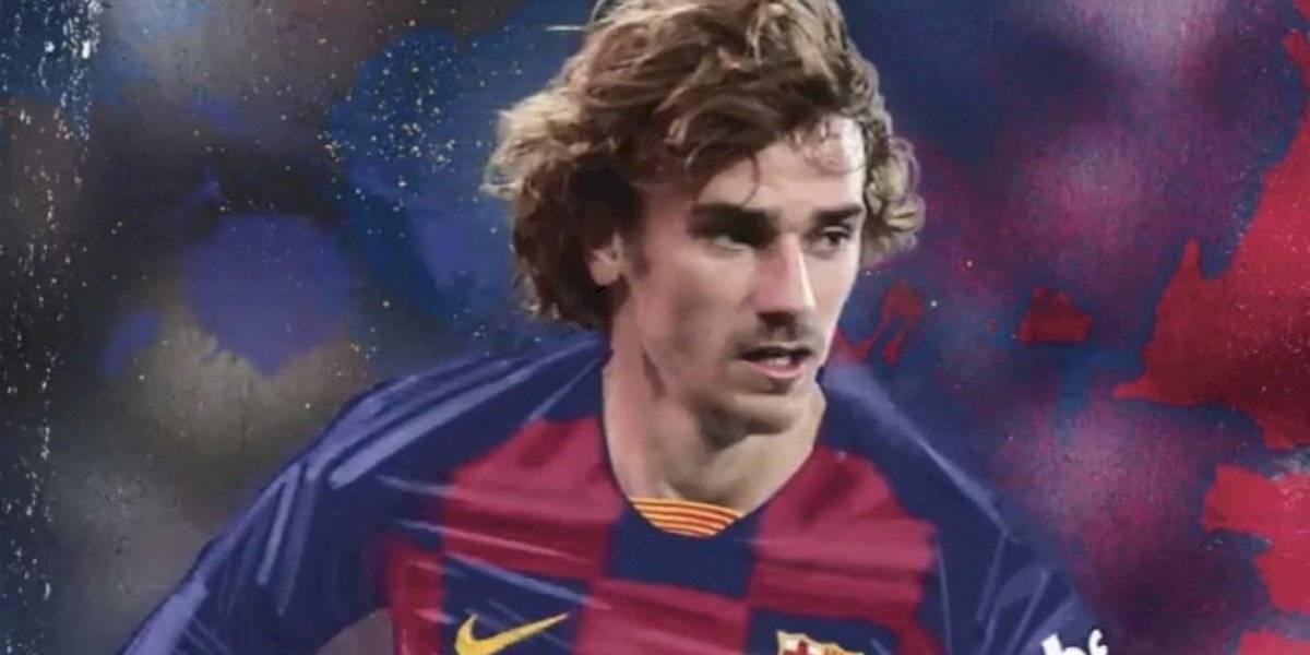 ¿Cuándo presentará el Barcelona a Antoine Griezmann?