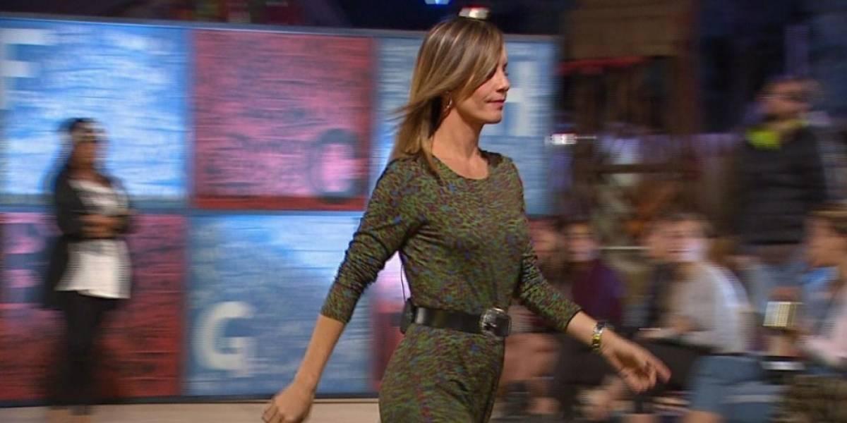 """Diana Bolocco abandonó el set de """"Resistiré"""" tras polémico encuentro entre Aída Nízar y Sargento Rap"""