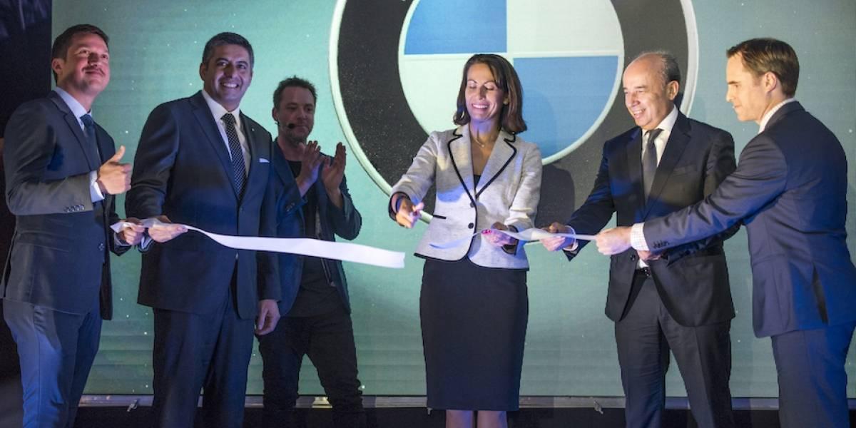 BMW renueva y amplía su sucursal de Bilbao