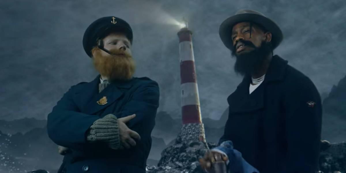 Ed Sheeran lança álbum repleto de parcerias e clipe de 'Antisocial' com Travis Scott