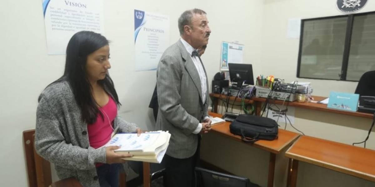MP imputa a Linares Beltranena por discriminación contra personas con discapacidad