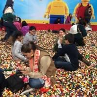 Lego Fun Fest: Avengers, Harry Potter, Toy Story y Star Wars se roban los ladrillos. Noticias en tiempo real