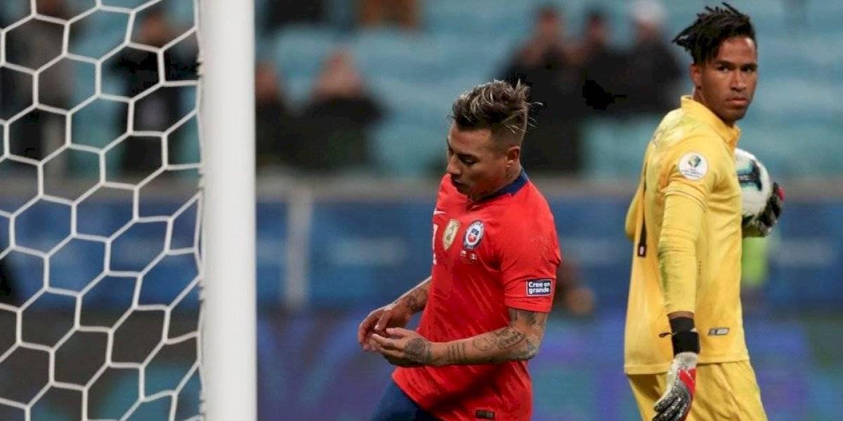 "Gallese critica a Vargas por su ""picotón"" en Copa América: ""Quería hacer algo para menospreciarnos"""