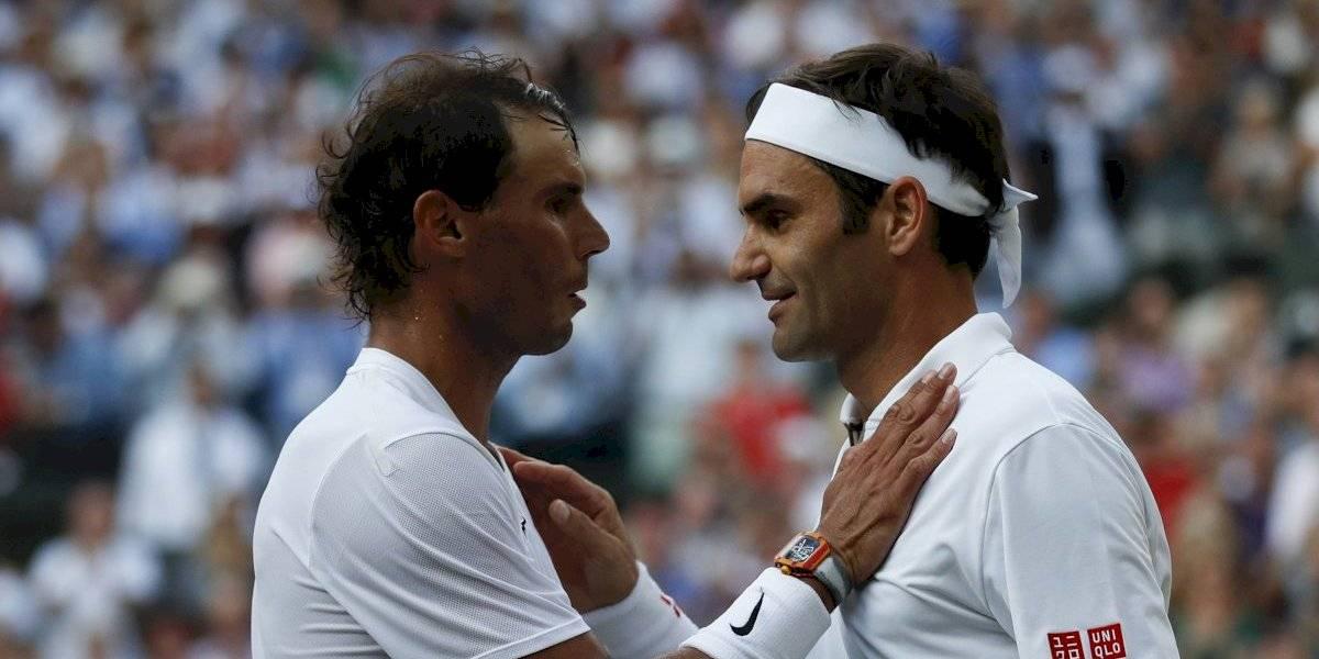'Estoy exhausto, Nadal jugó increíble': Roger Federer