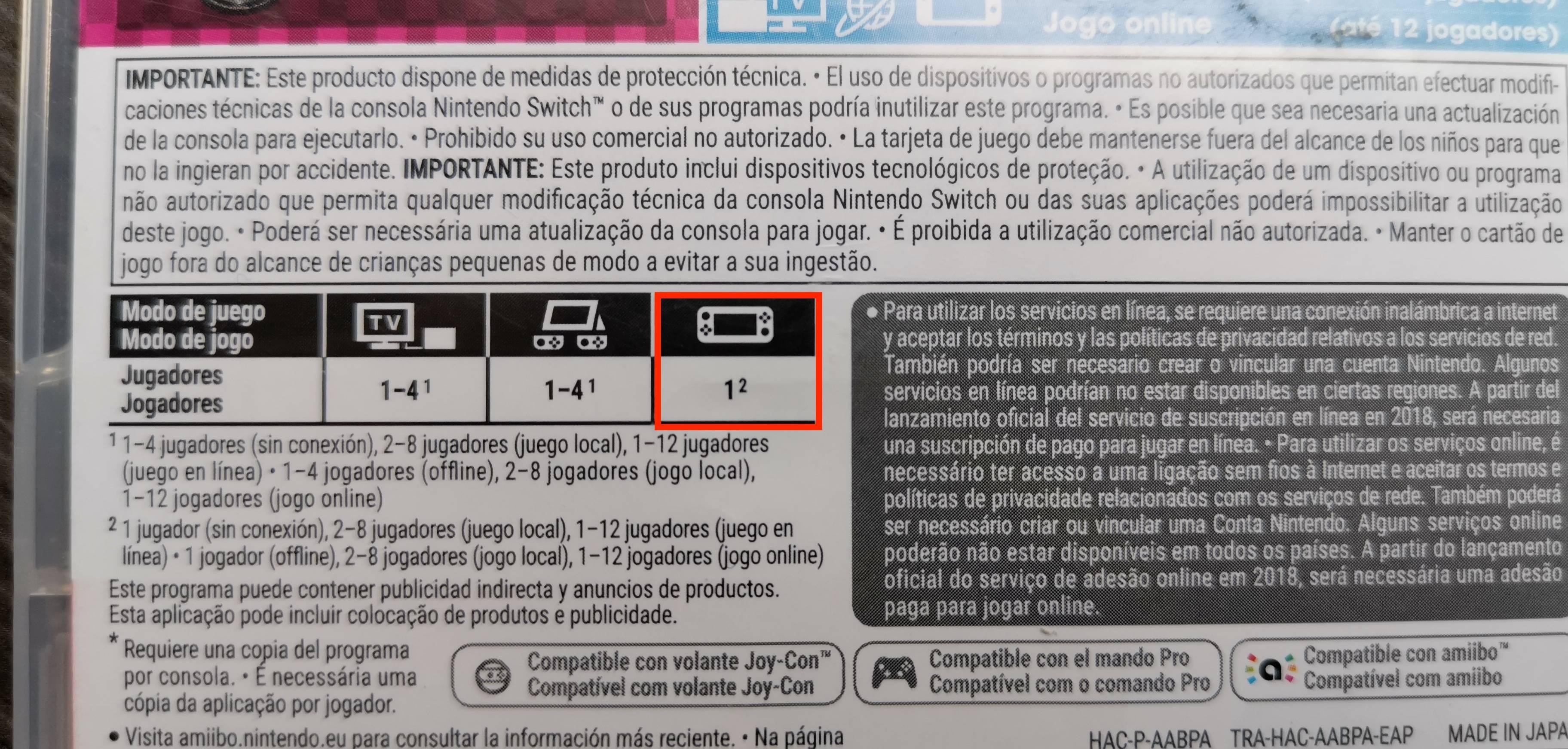 Nintendo Switch Lite compatibilidad