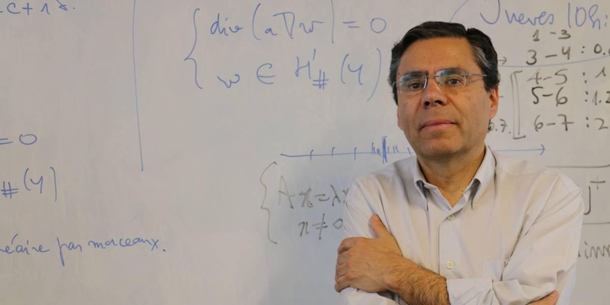 Chileno explicará el sentido del olfato con matemáticas en Congreso Mundial