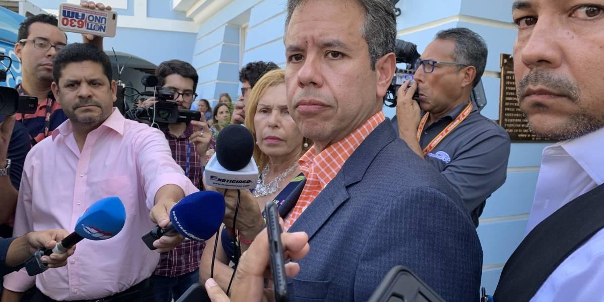 Miguel Romero anticipa cambios en el gabinete para las próximas 48 a 72 horas