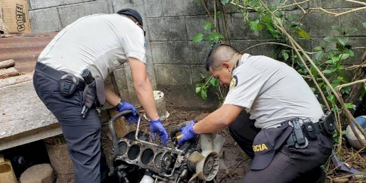 Capturan a presunto integrante de banda de roba carros que opera en el occidente