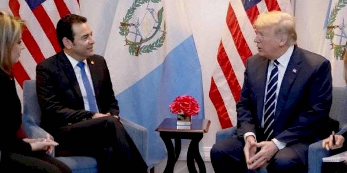 Casa Blanca confirma que Trump recibirá al presidente Morales para hablar de migración