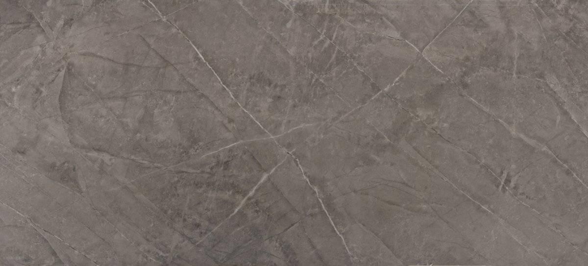 Korso: Se apropia de la misma textura que Sogne, pero en lujosos tonos tierra, más cálidos. Sus vetas grises sobre una intensa base imponen su prestancia. Cortesía: Cosentino