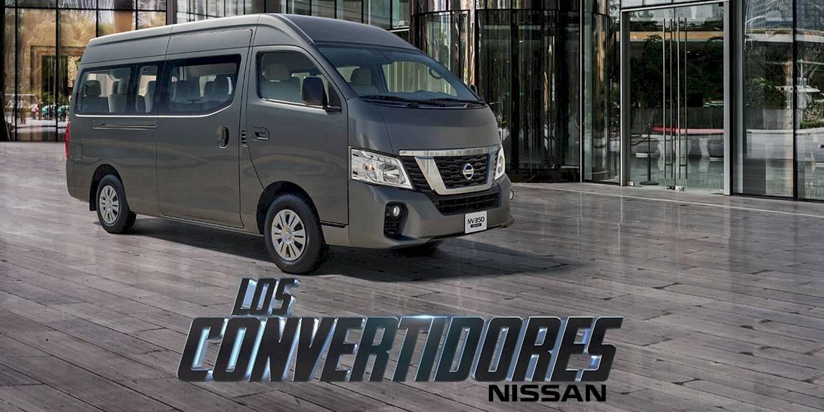'Los Convertidores Nissan' impulsa nuevas formas de hacer negocios