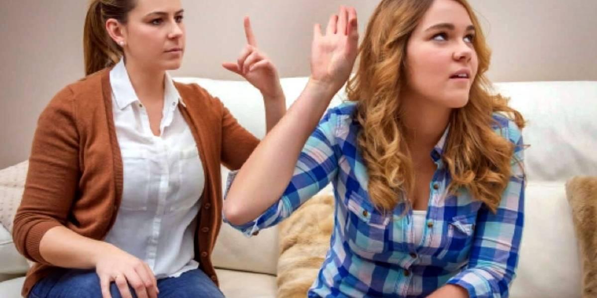 Psicóloga asegura hijo con el que más peleas es igualito a ti