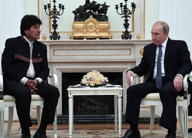 Rusia y Bolivia se han unido y construirán la central nuclear más alta del mundo
