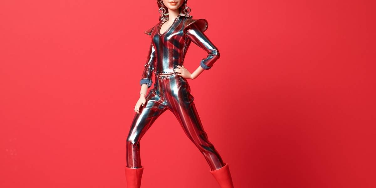 Lanzan Barbie Ziggy Stardust en honor a David Bowie
