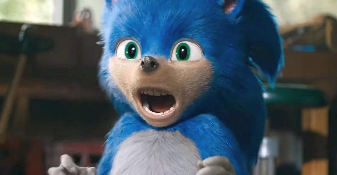 Sonic rediseño