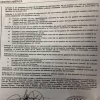 La Municipalidad de Santa María Ixhuatán cobrará por la entrega de información pública.