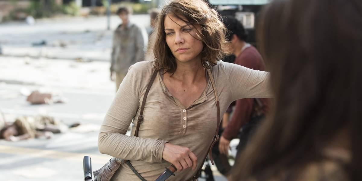 The Walking Dead: Showrunner quer trazer Maggie de volta