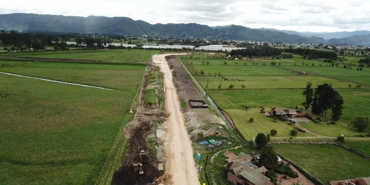 Ampliación de la Autopista Norte y variante de Chía estarán listas en 2020