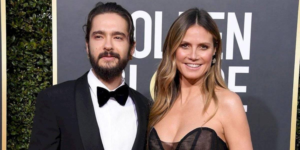 Heidi Klum se casa en secreto con Tom Kaulitz y revelan foto oficial