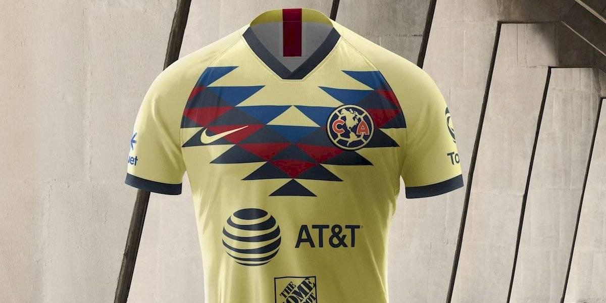 América presenta su 'plumaje' para la temporada 2019-2020