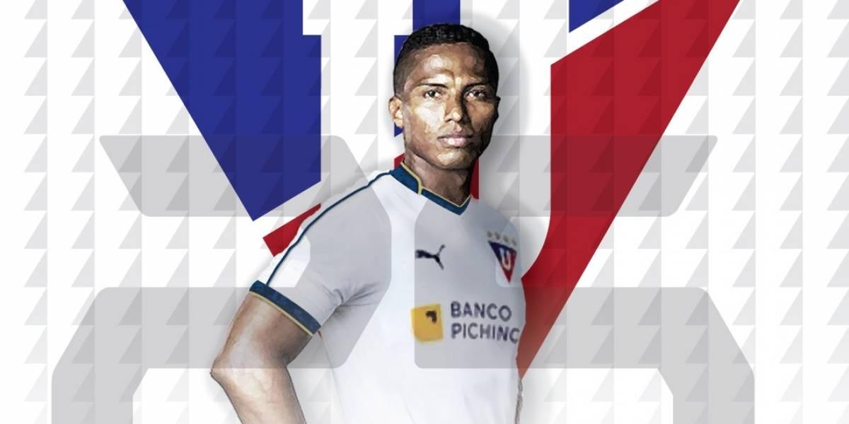Antonio Valencia no tiene suspensión, ¿Cuándo será su debut con Liga de Quito?