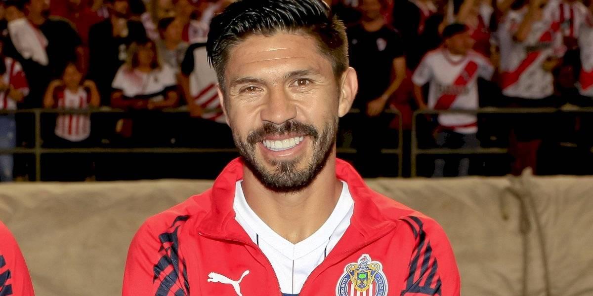 Oribe Peralta será uno de los capitanes en Chivas