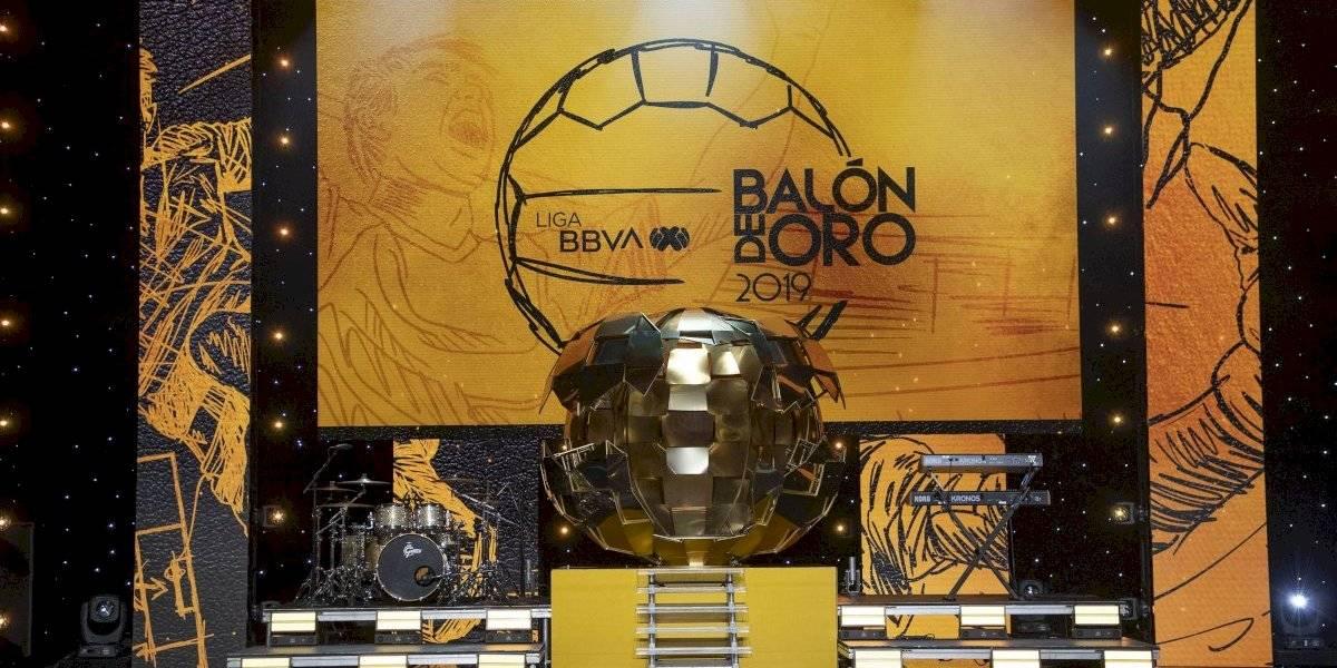Ellos son los ganadores del Balón de Oro 2019 en la Liga MX
