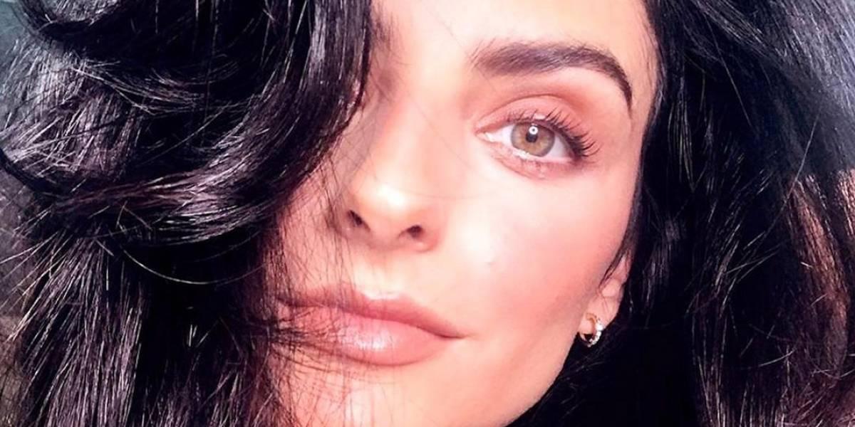 La especulación de que Aislinn Derbez y Jesh de Rox son novios se cae luego de un mensaje en Instagram