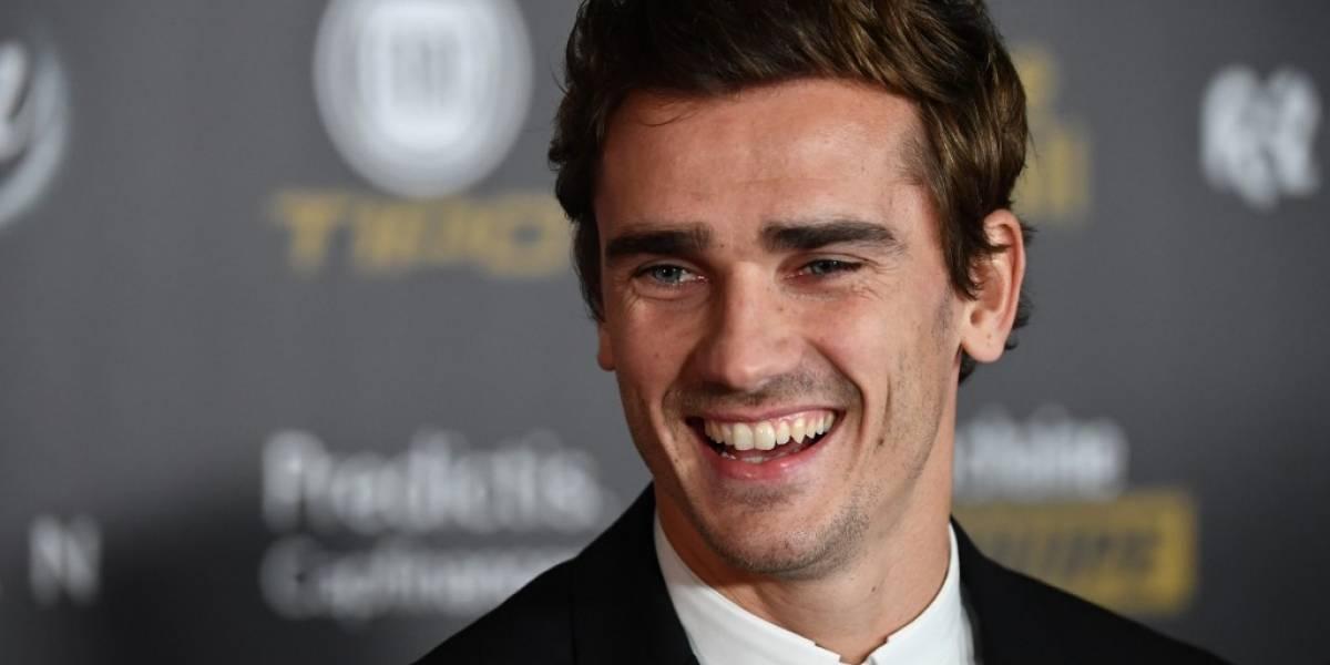 Atlético de Madrid acudirá a la FIFA por fichaje de Griezmann por el Barcerlona