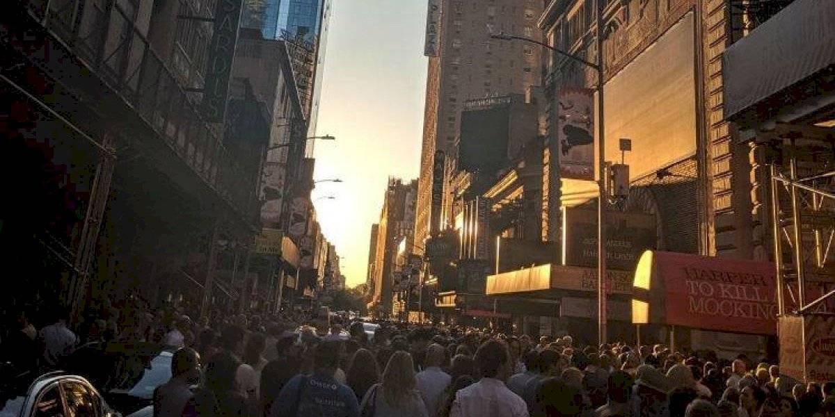 Apagón deja sin luz a 42 mil hogares en Nueva York
